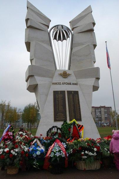 памятник 6 роты